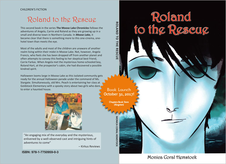 Roland to the Rescue - book cover